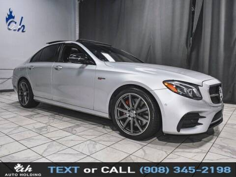 2017 Mercedes-Benz E-Class for sale at AUTO HOLDING in Hillside NJ