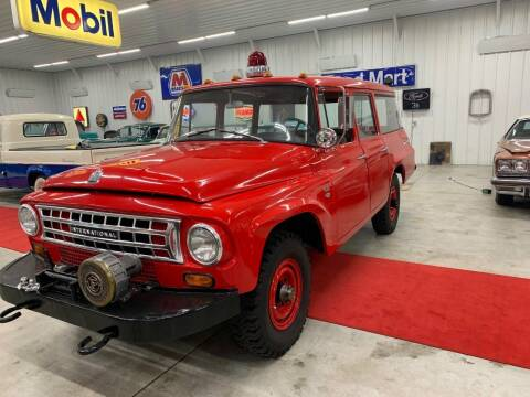 1963 International Travelall for sale at Masterpiece Motorcars in Germantown WI
