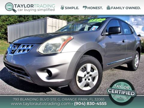 2013 Nissan Rogue for sale at Taylor Trading in Orange Park FL