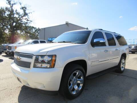 2011 Chevrolet Suburban for sale at Quality Investments in Tyler TX