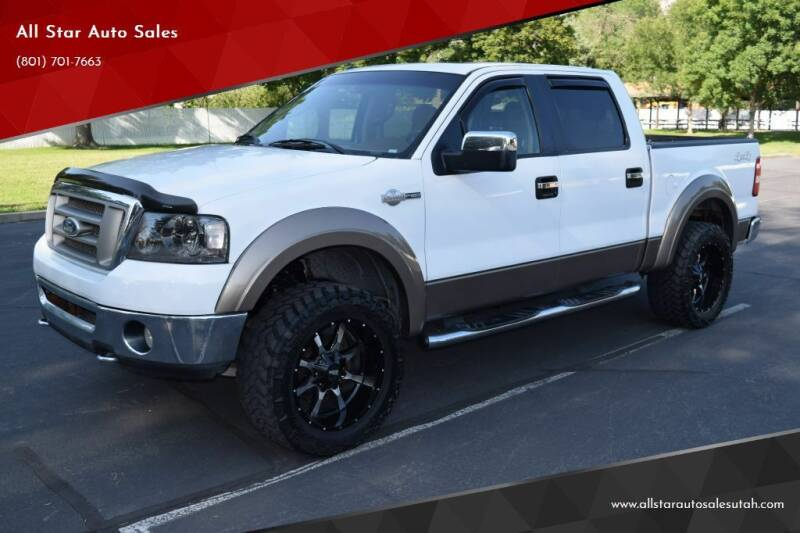 2006 Ford F-150 for sale at All Star Auto Sales in Pleasant Grove UT