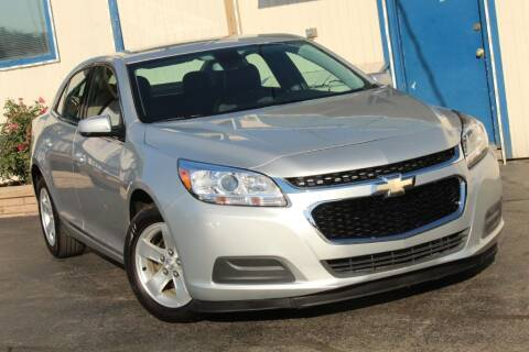2015 Chevrolet Malibu for sale at Dynamics Auto Sale in Highland IN