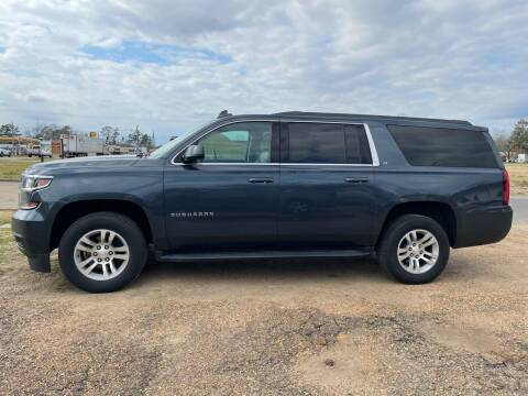 2020 Chevrolet Suburban for sale at Tim Jackson Automotive in Jonesville LA