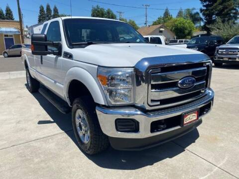 2015 Ford F-250 Super Duty for sale at Quality Pre-Owned Vehicles in Roseville CA
