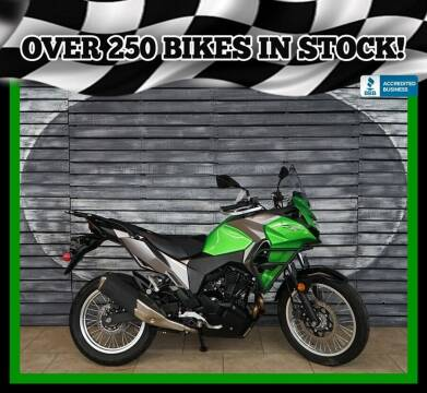 2017 Kawasaki Versys-X 300 for sale at AZMotomania.com in Mesa AZ
