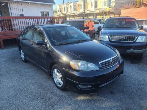 2007 Toyota Corolla for sale at Rockland Auto Sales in Philadelphia PA