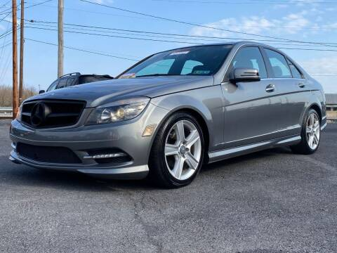 2011 Mercedes-Benz C-Class for sale at Clear Choice Auto Sales in Mechanicsburg PA