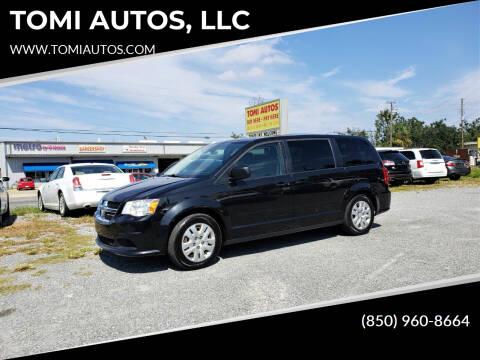 2016 Dodge Grand Caravan for sale at TOMI AUTOS, LLC in Panama City FL