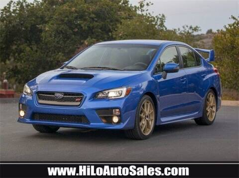 2015 Subaru WRX for sale at BuyFromAndy.com at Hi Lo Auto Sales in Frederick MD