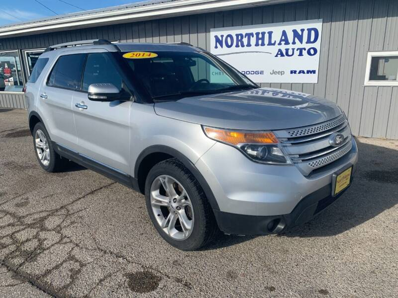2014 Ford Explorer for sale at Northland Auto in Humboldt IA