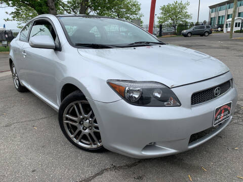 2007 Scion tC for sale at JerseyMotorsInc.com in Teterboro NJ