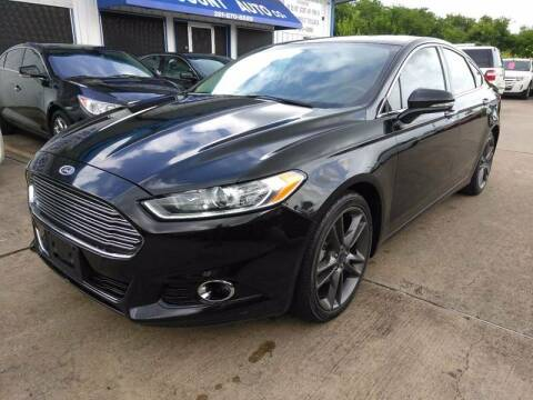 2014 Ford Fusion for sale at Discount Auto Company in Houston TX