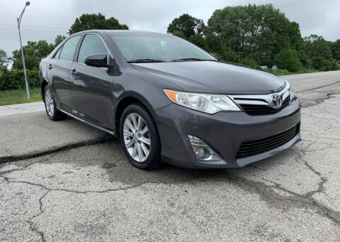 2012 Toyota Camry for sale at InstaCar LLC in Independence MO