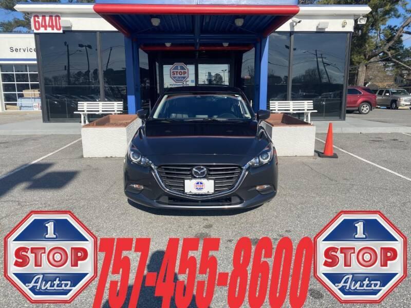 2018 Mazda MAZDA3 for sale at 1 Stop Auto in Norfolk VA