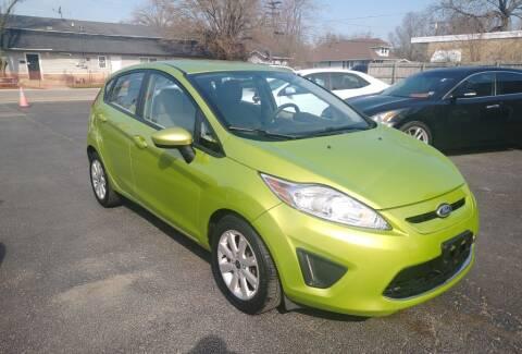 2011 Ford Fiesta for sale at I Car Motors in Joliet IL