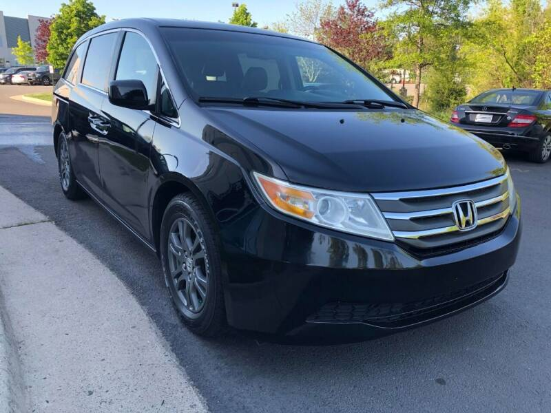 2012 Honda Odyssey for sale at Pleasant Auto Group in Chantilly VA