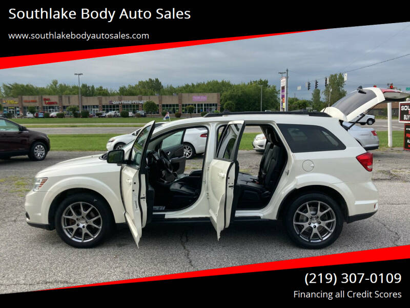 2012 Dodge Journey for sale at Southlake Body Auto Sales in Merrillville IN
