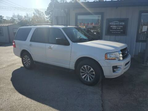 2016 Ford Expedition for sale at Rutledge Auto Group in Palestine TX