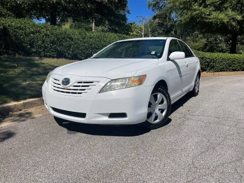 2007 Toyota Camry for sale at El Camino Auto Sales - Global Imports Auto Sales in Buford GA