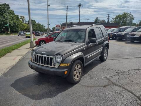 2005 Jeep Liberty for sale at Flag Motors in Columbus OH