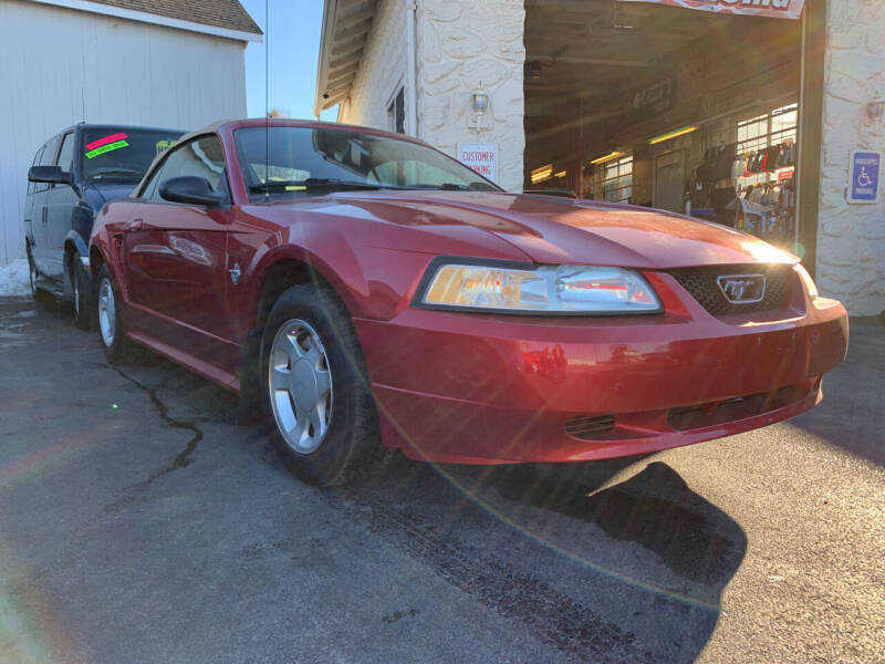 1999 Ford Mustang for sale at Waltz Sales LLC in Gap PA