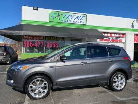 2013 Ford Escape for sale at Extreme Auto Sales in Clinton Township MI