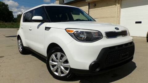 2014 Kia Soul for sale at Prudential Auto Leasing in Hudson OH