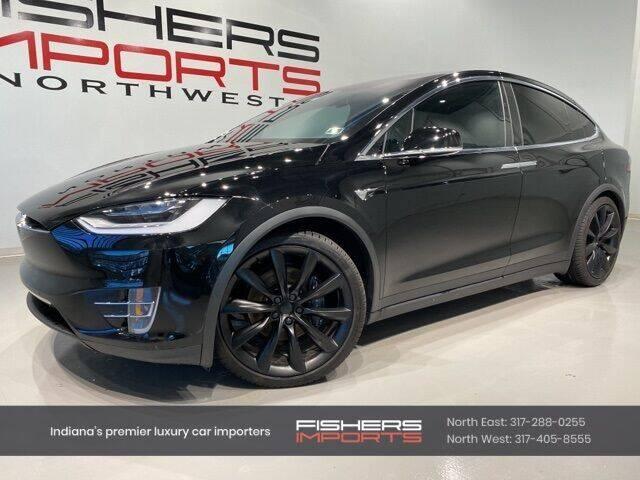 2021 Tesla Model X for sale in Fishers, IN