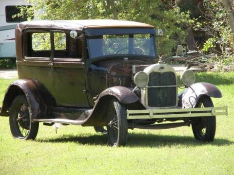 1929 Ford Tudor for sale at Haggle Me Classics in Hobart IN