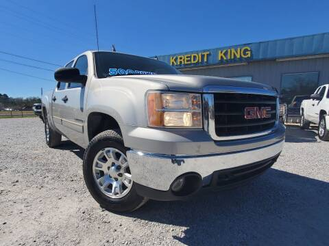2008 GMC Sierra 1500 for sale at Kredit King Autos in Montgomery AL