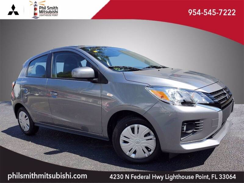 2021 Mitsubishi Mirage for sale in Lighthouse Point, FL