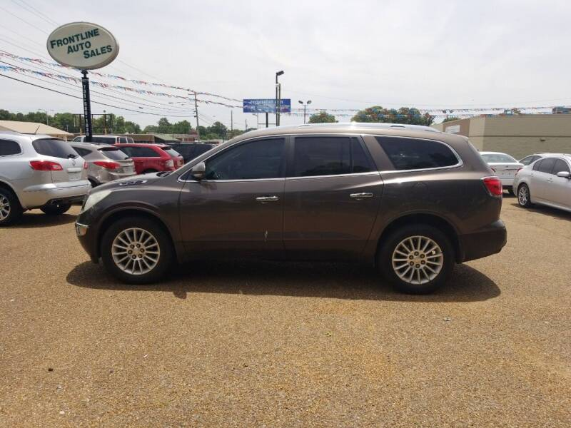 2011 Buick Enclave for sale at Frontline Auto Sales in Martin TN