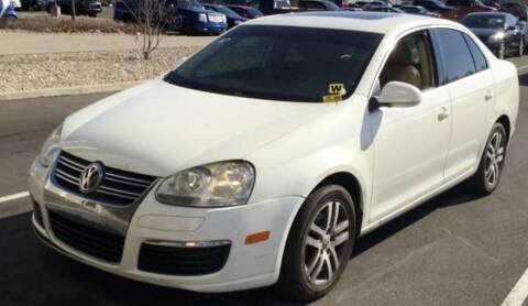 2006 Volkswagen Jetta for sale at D & J AUTO EXCHANGE in Columbus IN
