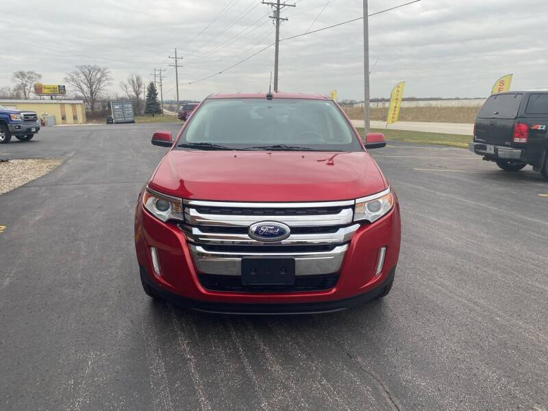 2012 Ford Edge for sale at Zarate's Auto Sales in Caledonia WI