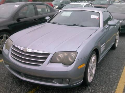 2004 Chrysler Crossfire for sale at DREWS AUTO SALES INTERNATIONAL BROKERAGE in Atlanta GA