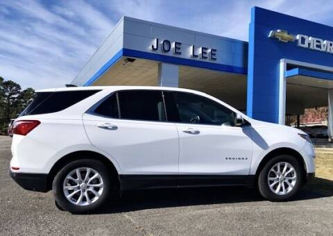 2018 Chevrolet Equinox for sale at Joe Lee Chevrolet in Clinton AR