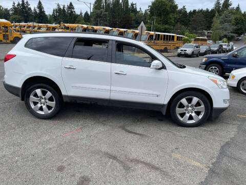 2009 Chevrolet Traverse for sale at SNS AUTO SALES in Seattle WA