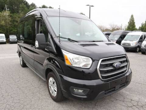 2020 Ford Transit Passenger for sale at AMS Vans in Tucker GA