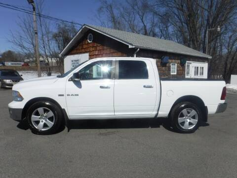 2010 Dodge Ram Pickup 1500 for sale at Trade Zone Auto Sales in Hampton NJ