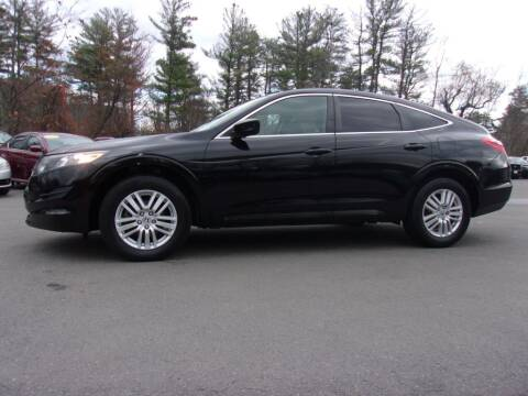 2012 Honda Crosstour for sale at Mark's Discount Truck & Auto Sales in Londonderry NH