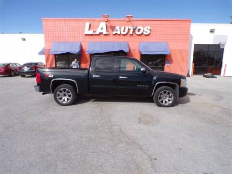 2012 Chevrolet Silverado 1500 for sale at L A AUTOS in Omaha NE