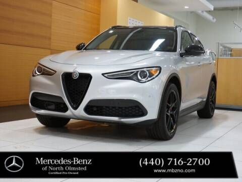 2019 Alfa Romeo Stelvio for sale at Mercedes-Benz of North Olmsted in North Olmstead OH