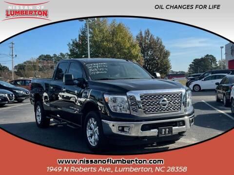 2019 Nissan Titan XD for sale at Nissan of Lumberton in Lumberton NC