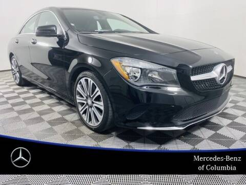 2017 Mercedes-Benz CLA for sale at Preowned of Columbia in Columbia MO