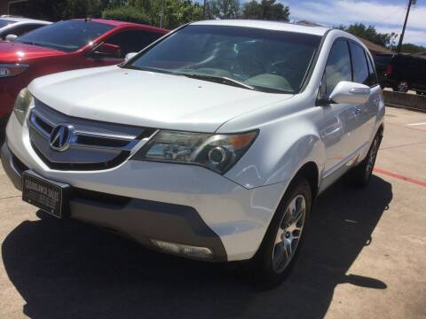 2008 Acura MDX for sale at Casablanca in Garland TX