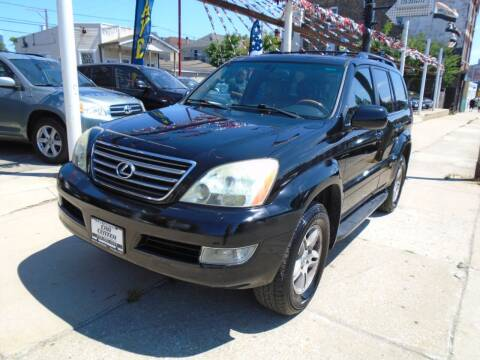 2003 Lexus GX 470 for sale at CAR CENTER INC in Chicago IL