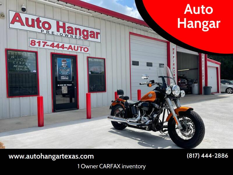 2015 Harley-Davidson FLS 103 for sale at Auto Hangar in Azle TX