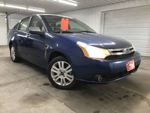 2008 Ford Focus for sale at Hi-Way Auto Sales in Pease MN