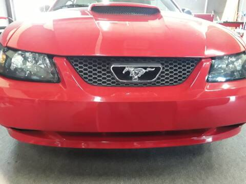 2004 Ford Mustang for sale at NORTHWEST MOTORS in Enid OK