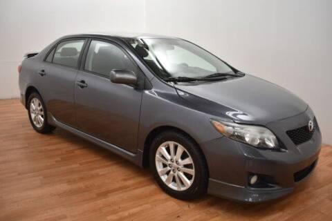 2009 Toyota Corolla for sale at Paris Motors Inc in Grand Rapids MI